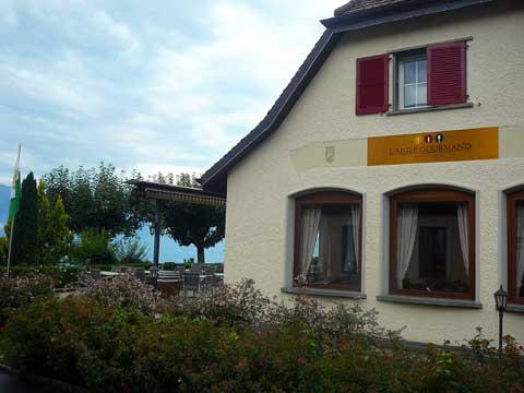 Restaurant Aigle Gourmand, Le Mont-Pélerin