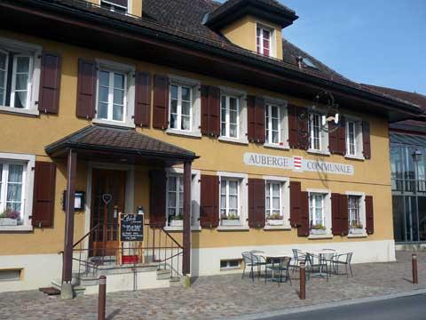 Auberge Communale de Puidoux