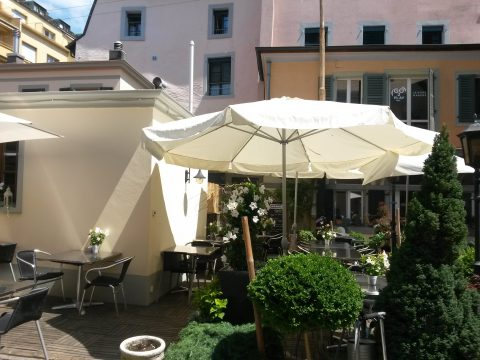Restaurant 3 Sifflets, Vevey (Trois Sifflets)