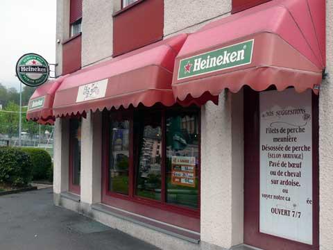 Restaurant Bistrot de Coppet, Vevey