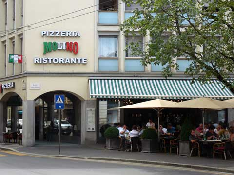 Ristorante Pizzeria Molino
