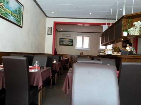 Restaurant Noix de Coco, Vevey