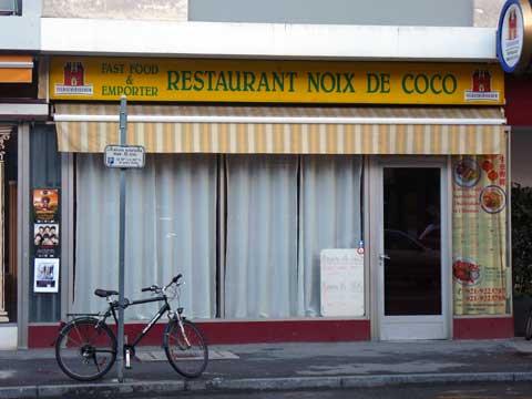 Noix de Coco - Vevey
