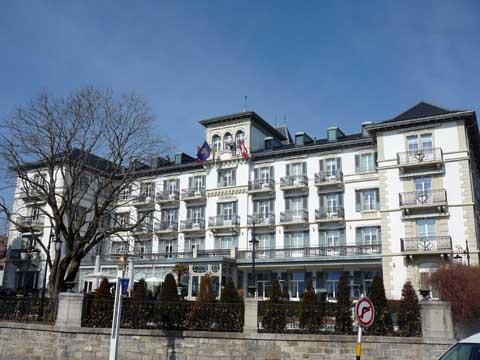 Les Saisons Hotel du Lac Vevey