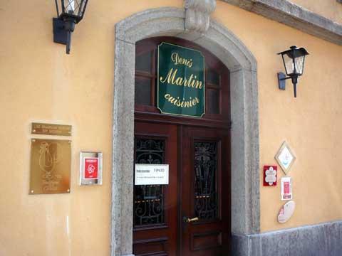 Restaurant Denis Martin - Vevey