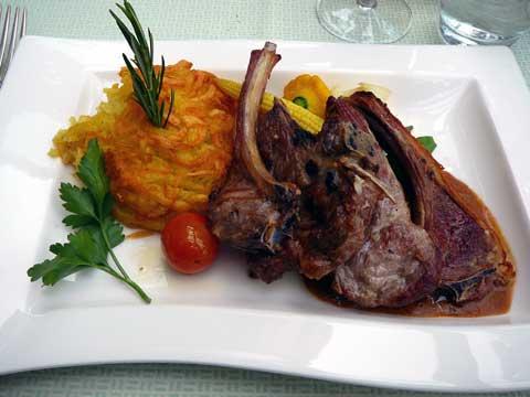 Restaurant Hotel Astra Vevey, Brasserie la Coupole