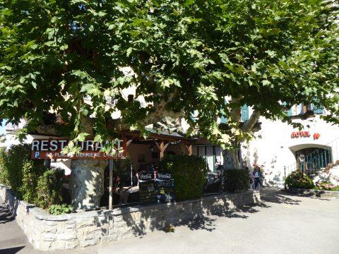 Restaurant de Bahyse, Blonay