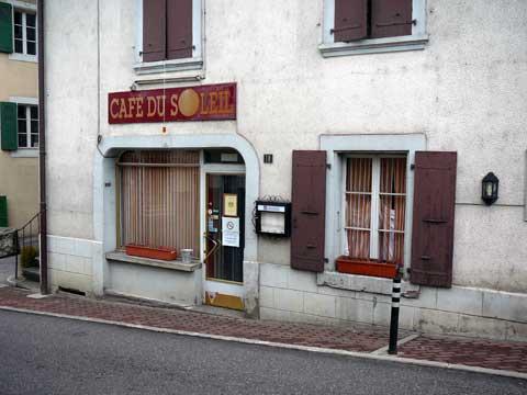 Café du Soleil, Blonay