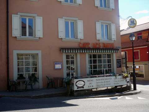 Café Restaurant des Bains, Châtel-St-Denis