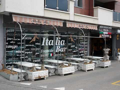 Italia Bar, Châtel-St-Denis