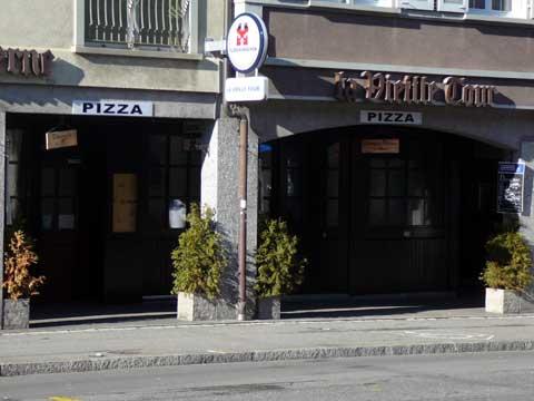 Taverne de la Vieille Tour - Tour-de-Peilz