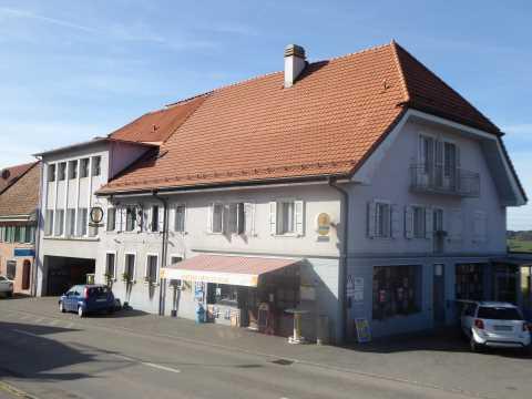 Restaurant Auberge de l'Hôtel de Ville à Semsales