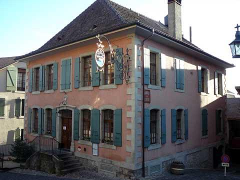 Auberge de l'Onde - St-Saphorin