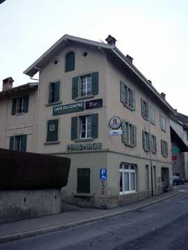 Restaurant Deli, St-Légier