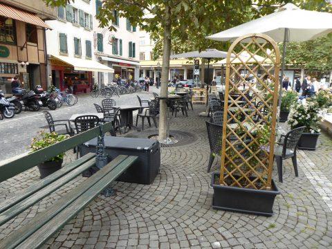 Bistro de l'Hôtel de Ville, Vevey