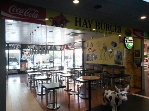 Restaurant Hay Burger, Vevey