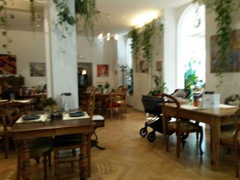 Restaurant KymeM, Vevey