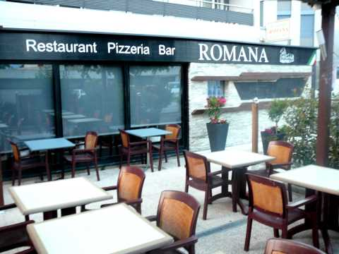 Restaurant Pizzeria Romana, Corsier