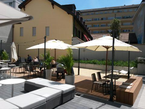 Restaurant Tandem, Vevey