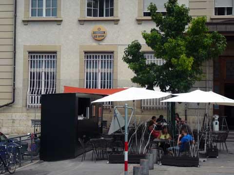 Café Vème, Vevey